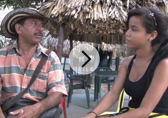 La entrevista